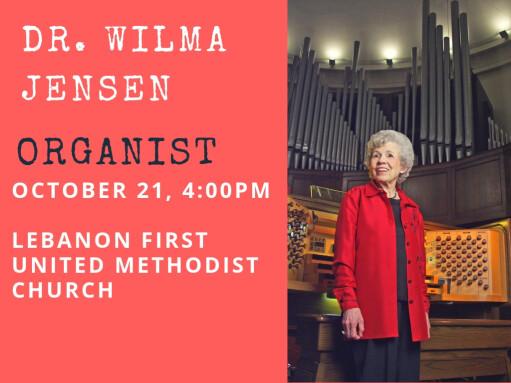Wilma Jensen Concert