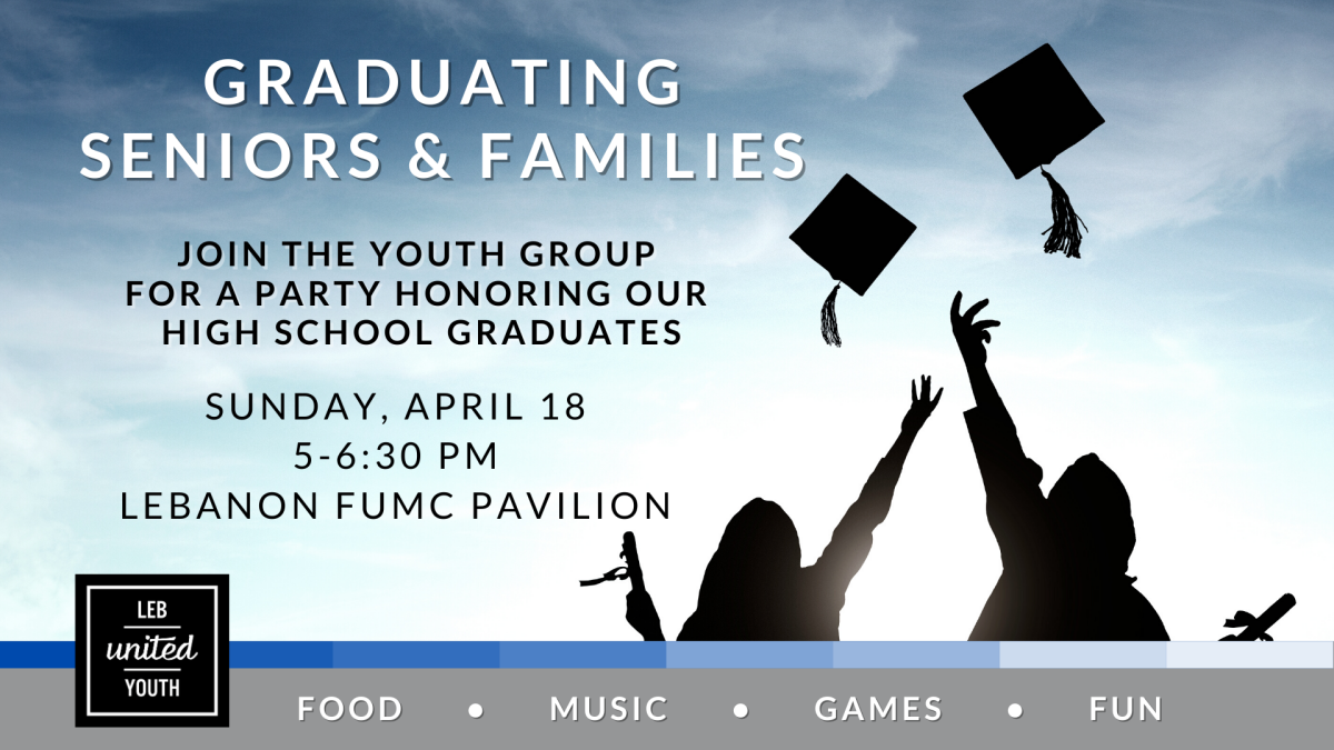 High School Graduate Recognition Party